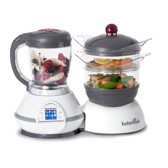 Babymoov Nutribaby Food Steamer and Blender