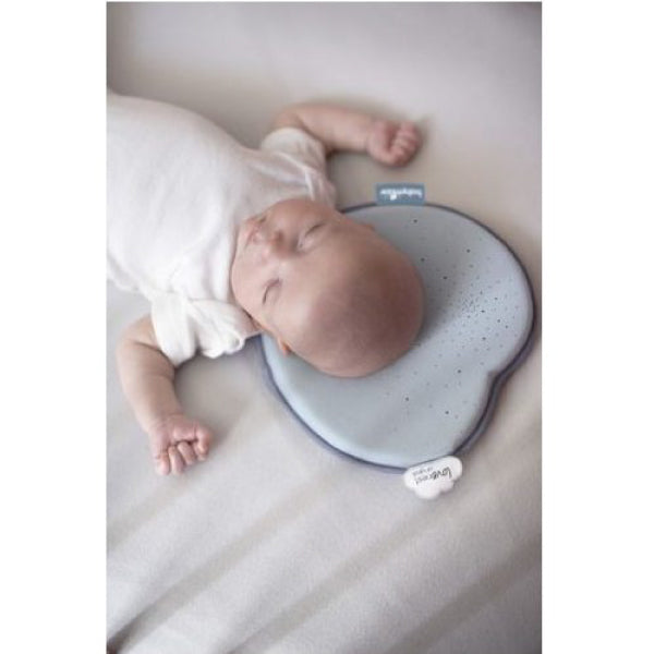 Babymoov Lovenest Baby Pillow - Sky Blue