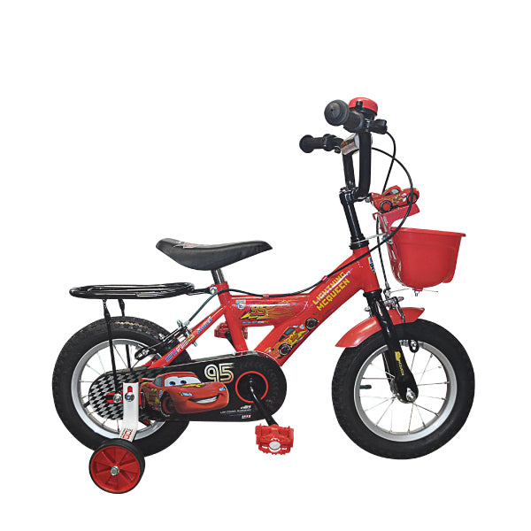 "Baby Star X Cars 2 12"" Air Tyre Bike"