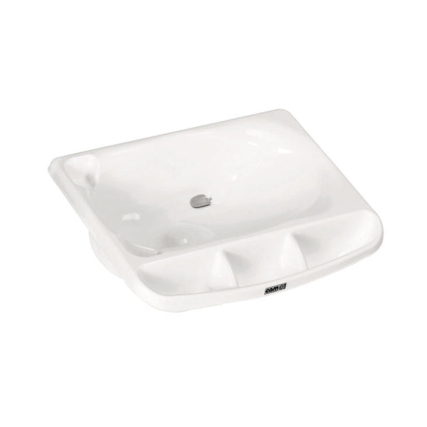 CAM Volare Foldable Changing Unit - White/Bear