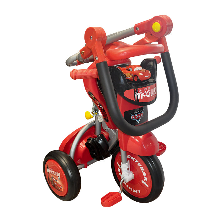 Baby Star x Cars Foldable Tricycle