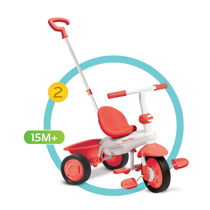 Fisher-Price Classic 3-in-1 Trike