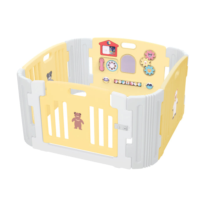 Haenim Toy Signature Baby Room - Pastel Yellow