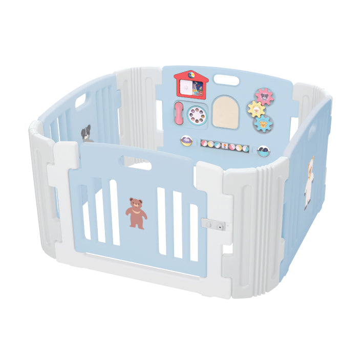 Haenim Toy Signature Baby Room - Pastel Blue