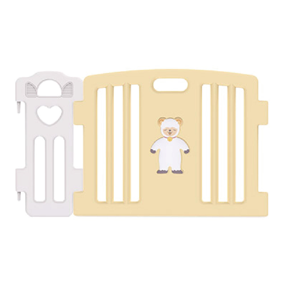 Haenim Toy Signature Baby Room Extension Panel - Pastel Yellow