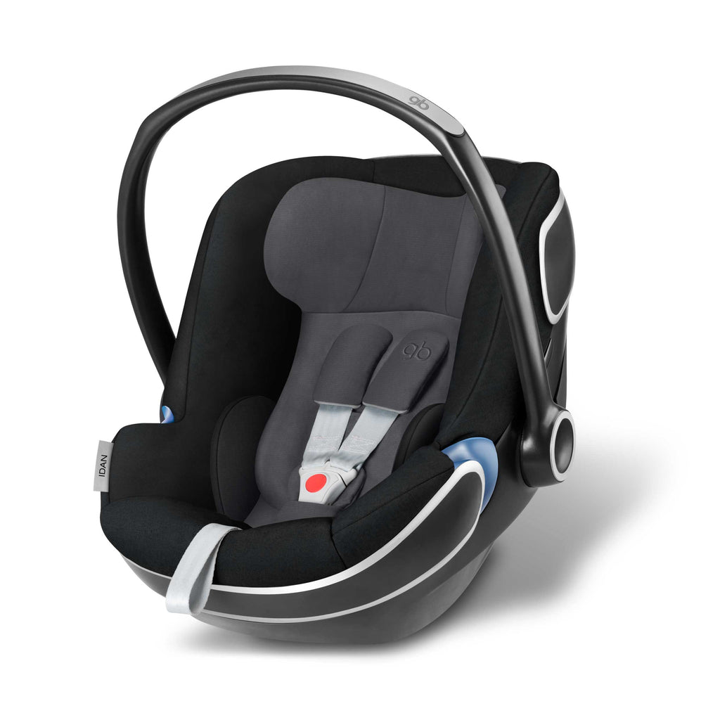 gb Platinum Idan Infant Car Seat - Monument Black