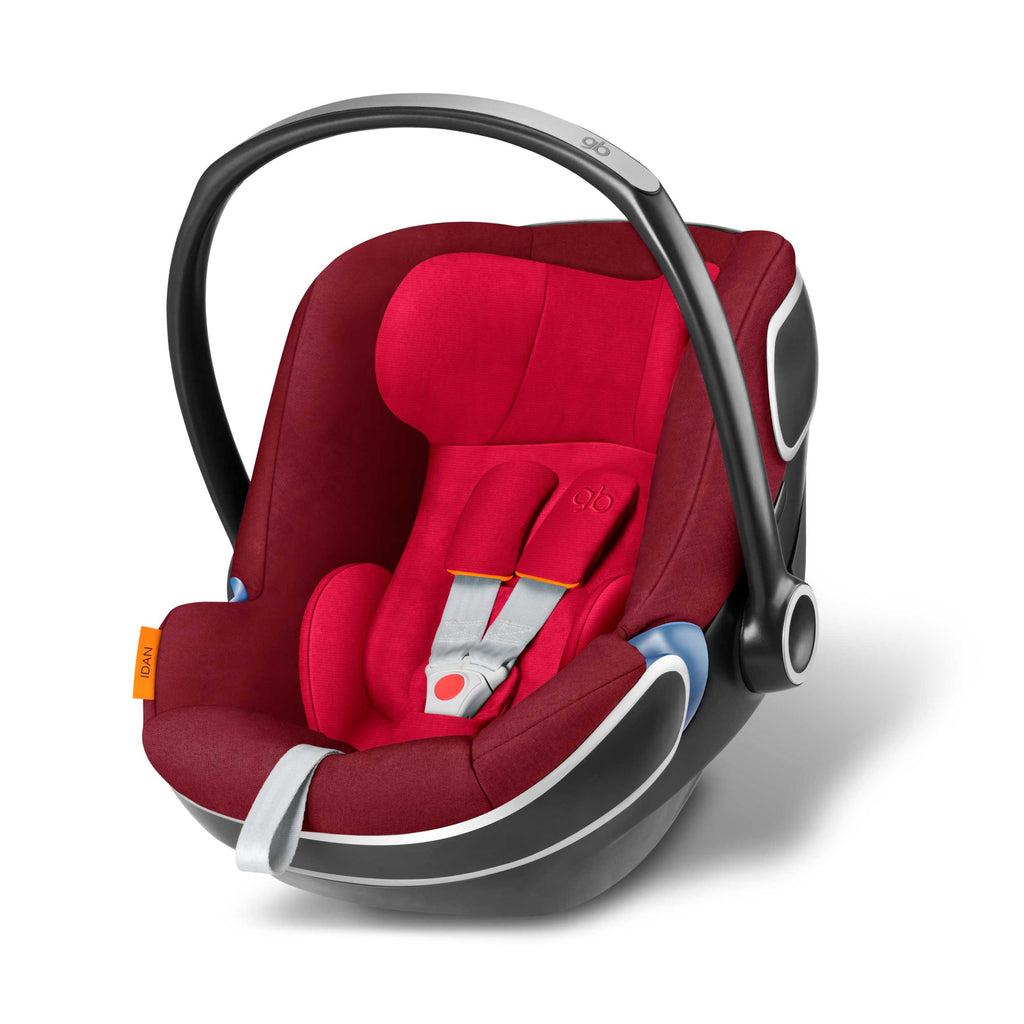 gb Platinum Idan Infant Car Seat - Dragonfire