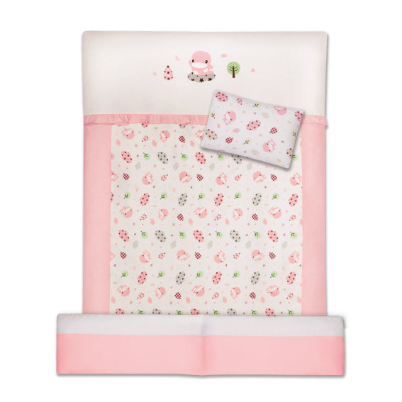 KUKU 8 Pieces Bedding Set