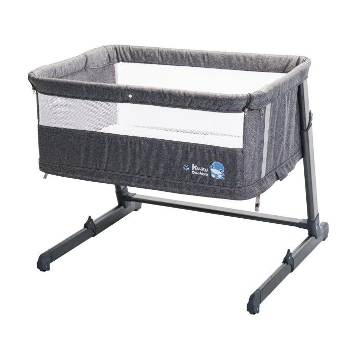 KUKU Grow with me Bedside Crib