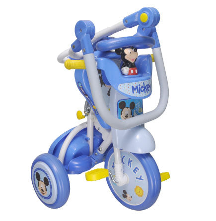 Baby Star x Mickey Mouse Foldable Tricycle