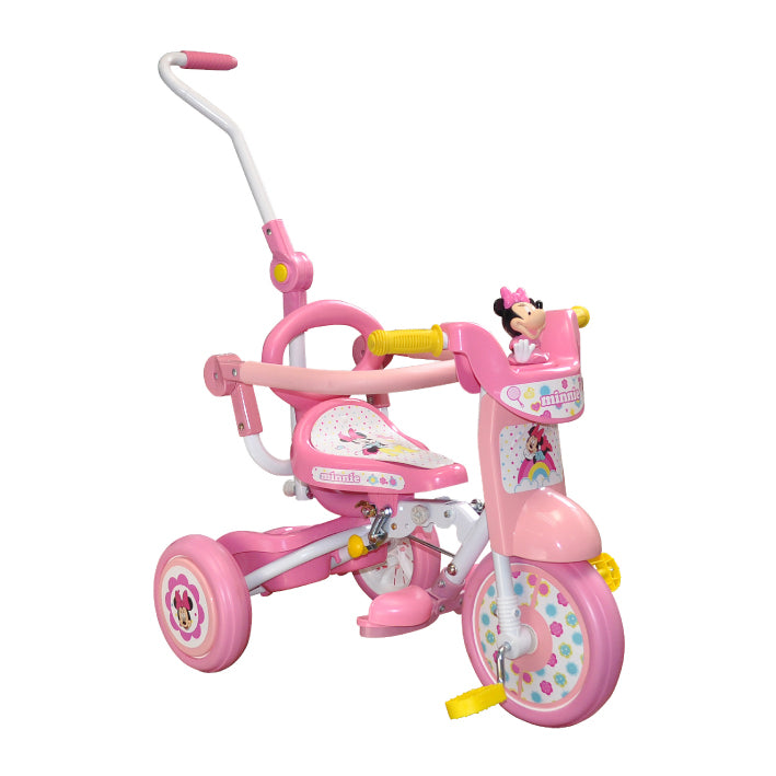 Baby Star x Minnie Mouse Foldable Tricycle