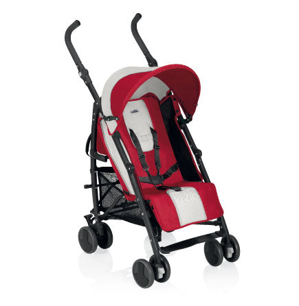 CAM Micro Baby Stroller - Red