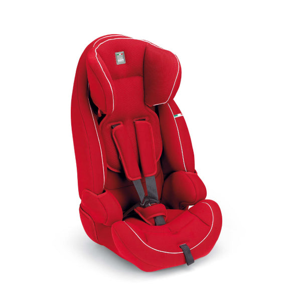 CAM Le Mans Car Seat - Red