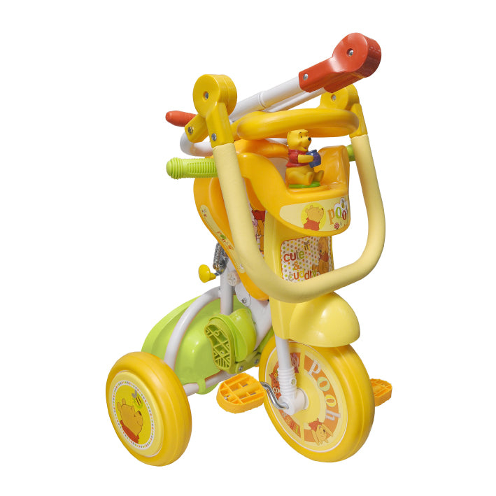 Baby Star x Winnie the Pooh Foldable Tricycle