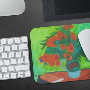 Van Gogh's Sunflowers Mousepad