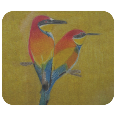 Beautiful Bird Mousepad