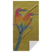 Load image into Gallery viewer, Beautiful Bird Towel
