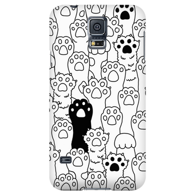Kitty Paws Phone Case