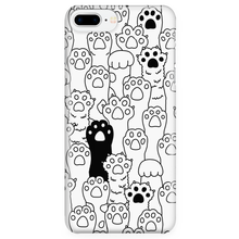 Load image into Gallery viewer, Kitty Paws Phone Case