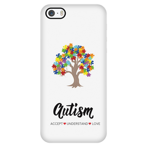 Autism Tree Phone Case