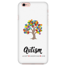Load image into Gallery viewer, Autism Tree Phone Case