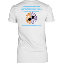 Load image into Gallery viewer, Whole Child Learning and Wellness T-Shirts - Lapel