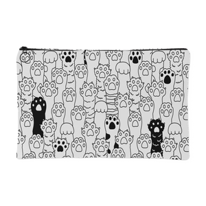 Kitty Paws Small Accessory Pouch