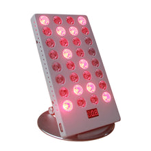Load image into Gallery viewer, 28 LED Red & Infrared Light Panel with removable table top stand