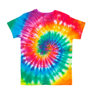 """Spiral Out"" Tie Dye T-shirts"