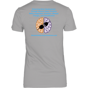 Whole Child Learning and Wellness T-Shirts - Lapel