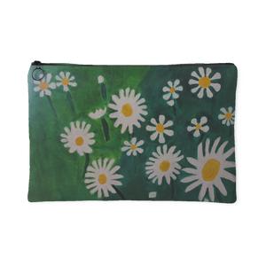 Daisies Accessory Pouch