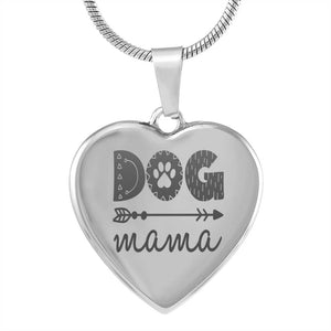 Exclusive Dog Mama Necklace