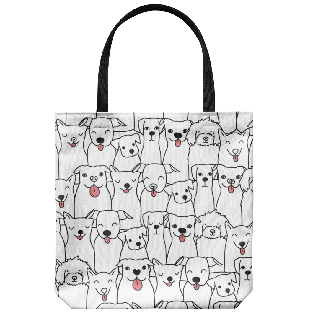 Doggie Friends Tote