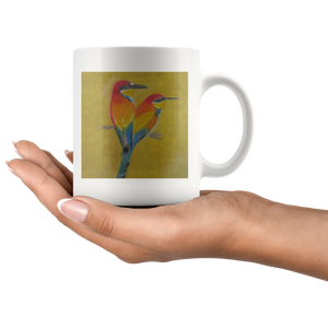 Beautiful Bird Mug