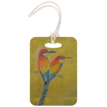 Load image into Gallery viewer, Beautiful Bird Luggage Tag