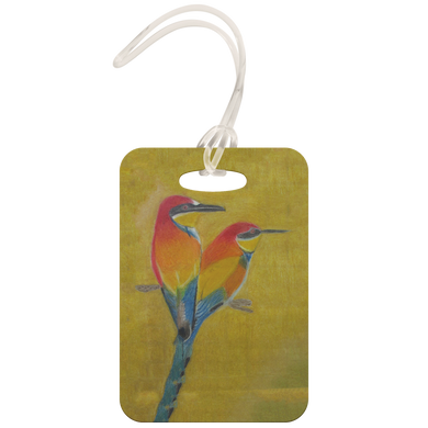Beautiful Bird Luggage Tag
