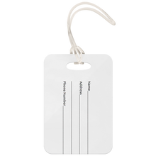 Load image into Gallery viewer, Daisies Luggage Tag