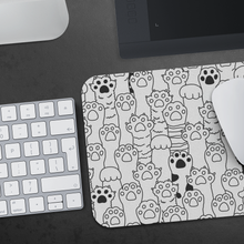 Load image into Gallery viewer, Kitty Paws Mousepad
