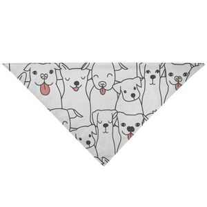 Doggie Friends Pet Bandana