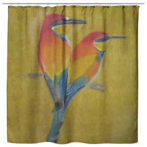 Beautiful Bird Shower Curtain