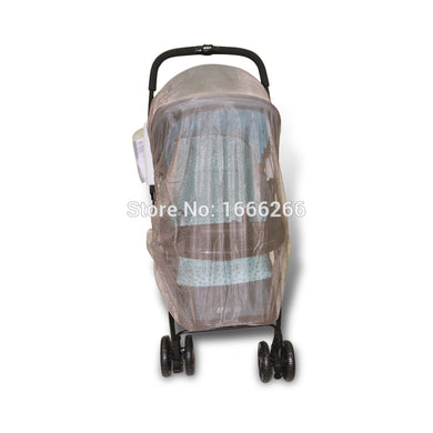 Silver Fiber EMF protection for Stroller