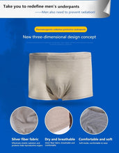 Load image into Gallery viewer, EMF shielding Men's Close-fitting Underwear