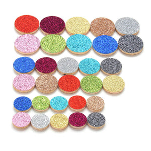 20PCS Replacement Felt Pads for Diffuser Locket