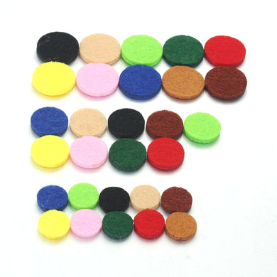 20PCS Replacement  Felt Pad  for Diffuser Locket
