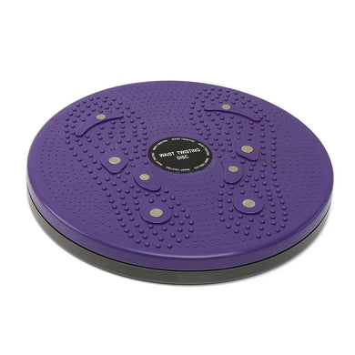 Twisting Disc  Magnetic Massage Plate