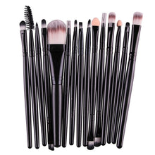 Load image into Gallery viewer, Beauty Tool Kit - 15 Piece Makeup Brush Set