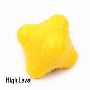 Silicone Hexagonal Agility Ball  FREE + Shipping