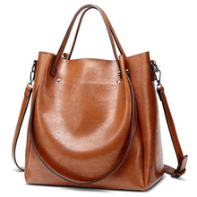 Load image into Gallery viewer, Large Capacity Women Tote Shoulder Bag