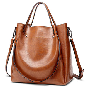 Large Capacity Women Tote Shoulder Bag