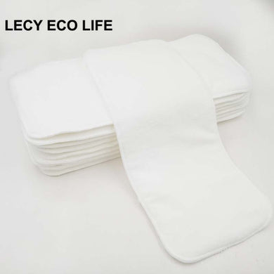 4 Layers Absorbent Microfiber Insert for Children's Diaper Cover